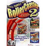 RollerCoaster Tycoon® 2: Triple Thrill Pack (PC) DIGITAL - Gaming Zubehör