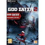 GOD EATER 2 Rage Burst (PC) DIGITAL - PC-Spiel
