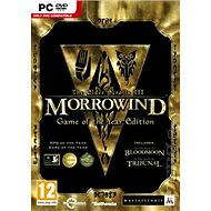 The Elder Scrolls III: Morrowind Game of the Year Edition Steam (PC) DIGITAL - PC-Spiel