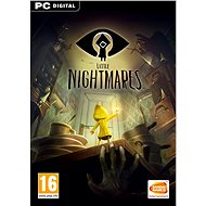 Little Nightmares (PC) DIGITAL + BONUS! - PC-Spiel