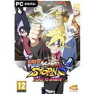 Naruto Shippuden: Ultimate Ninja Storm 4: Road to Boruto (PC) DIGITAL - Gaming Zubehör