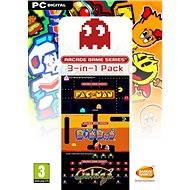 ARCADE GAME SERIES 3-in-1 Pack (PC) DIGITAL - PC-Spiel
