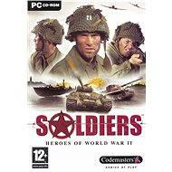 Soldiers: Heroes of World War II (PC) DIGITAL - PC-Spiel
