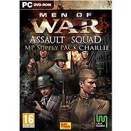Men of War: Assault Squad MP Supply Pack Charlie (PC) DIGITAL - Gaming Zubehör