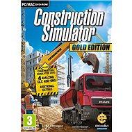 Construction Simulator Gold Edition (PC/MAC) DIGITAL - PC-Spiel