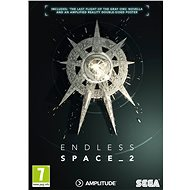 Endless Space 2 DIGITAL DELUXE (PC) DIGITAL - PC-Spiel
