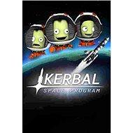 Kerbal Space Program  (PC/MAC/LX) DIGITAL - PC-Spiel