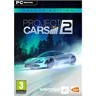 Project Cars 2 Deluxe Edition (PC) DIGITAL - PC-Spiel