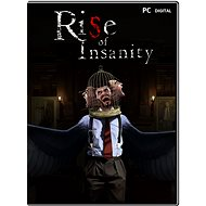 Rise of Insanity (PC) DIGITAL EARLY ACCESS - PC-Spiel