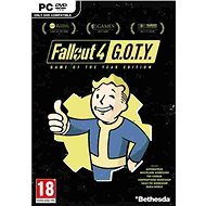 Fallout 4: Game of the Year Edition (PC) DIGITAL - PC-Spiel