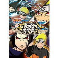 NARUTO SHIPPUDEN: Ultimate Ninja STORM Trilogy (PC) DIGITAL - PC-Spiel