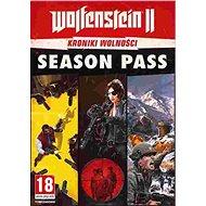 Wolfenstein II: The New Colossus - Season Pass (PC) DIGITAL - Gaming Zubehör