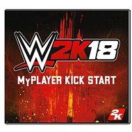 WWE 2K18 MyPLAYER Kick Start (PC) DIGITAL - Gaming Zubehör