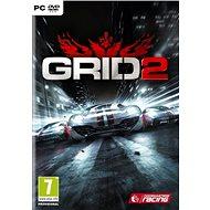 GRID 2 (PC) DIGITAL - PC-Spiel