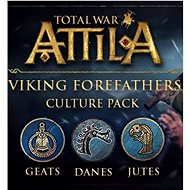 Total War: ATTILA - Viking Forefathers Culture Pack (PC) DIGITAL - Gaming Zubehör