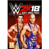 WWE 2K18 Kurt Angle Pack (PC) DIGITAL - Gaming Zubehör