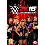 WWE 2K18 Enduring Icons Pack (PC) DIGITAL - Gaming Zubehör