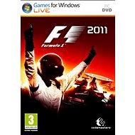 F1 2011 (PC) DIGITAL - PC-Spiel