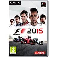 F1 2015 (PC) DIGITAL - PC-Spiel