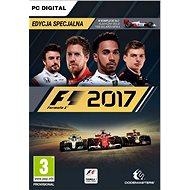 F1 2017 (PC) DIGITAL - PC-Spiel