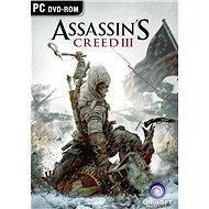Assassin's Creed III (PC) DIGITAL - PC-Spiel