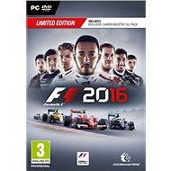 F1 2016  (PC) DIGITAL - PC-Spiel