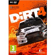 DiRT 4  (PC) DIGITAL - PC-Spiel