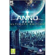 Anno 2205 Ultimate Edition (PC) DIGITAL - PC-Spiel