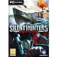 Silent Hunter 5: Battle of the Atlantic (PC) DIGITAL - PC-Spiel