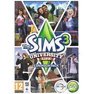 The Sims 3: Studentenleben (PC) DIGITAL - Gaming Zubehör
