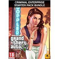 Grand Theft Auto V + Criminal Enterprise Starter Pack (PC) DIGITAL - PC-Spiel