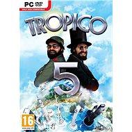 Tropico 5 (PC) DIGITAL - PC-Spiel