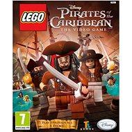 Lego Pirates of the Caribian (PC) DIGITAL - PC-Spiel