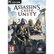 Assassin's Creed: Unity (PC) DIGITAL - PC-Spiel