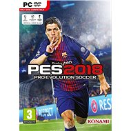 Pro Evolution Soccer 2018 (PC) DIGITAL - PC-Spiel