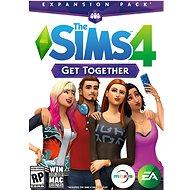 The Sims 4 - Gemeinsamer Spaß (PC) DIGITAL - Gaming Zubehör