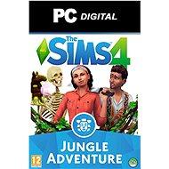 The Sims 4: Abenteuer im Dschungel (PC) DIGITAL - Gaming Zubehör