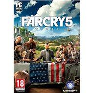 Far Cry 5 (PC) DIGITAL - PC-Spiel