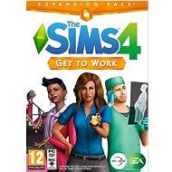 The Sims 4 - Ab in die Arbeit (PC) PL DIGITAL - Gaming Zubehör