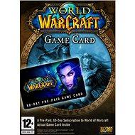 World of Warcraft 60-day time card (PC) DIGITAL - PC-Spiel