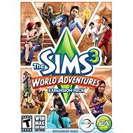 The Sims 3 Reisefieber (PC) DIGITAL - Gaming Zubehör