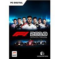 F1 2018 HEADLINE EDITION (PC) DIGITAL - PC-Spiel