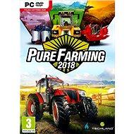 Pure Farming 2018 (PC) DIGITAL - PC-Spiel