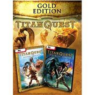 Titan Quest Gold Edition (PC) DIGITAL - PC-Spiel