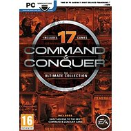 Command & Conquer The Ultimate Collection (PC) DIGITAL - PC-Spiel