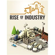 Rise of Industry (PC/LX) DIGITAL - PC-Spiel