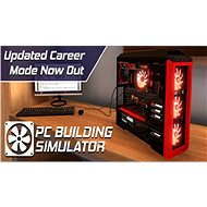 PC Building Simulator (PC) DIGITAL - PC-Spiel