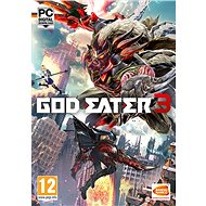 GOD EATER 3 (PC) DIGITAL - PC-Spiel