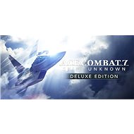 ACE COMBAT 7: SKIES UNKNOWN DELUXE (PC) (Steam) - PC-Spiel