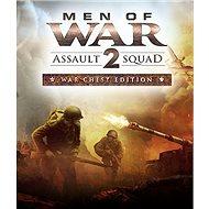 Men of War : Assault Squad 2 War Chest Edition (PC) Steam Schlüssel - PC-Spiel